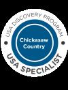 USA Discovery Program  - Chickasaw Country